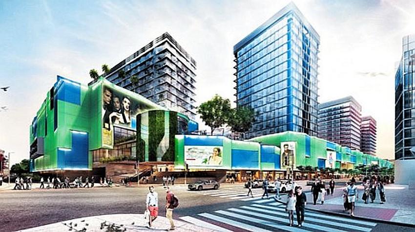 Centro comercial camino real estar a listo en 2017 - Centro comercial el serrallo ...